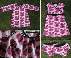 """Murusia: Vadelmanpunaisia mekkoja """"eskariopelle ja hoitotäd..."""