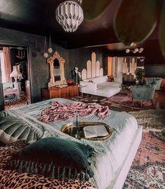 Dream Home Design, My Dream Home, House Design, Home Bedroom, Bedroom Decor, Deco Studio, Dream Apartment, Aesthetic Rooms, Dream Rooms
