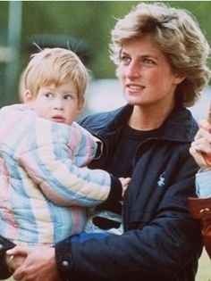 Diana and Harry 1987