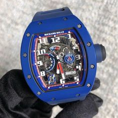 Richard Mille, Designer Watches, Hand Watch, Luxury Watches For Men, Mens Clothing Styles, Fashion Watches, Supreme, Gems, Suit
