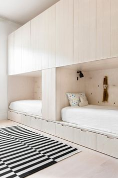 Scandinavian Bedroom by Fido Projects