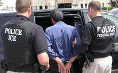 """""""Autoridades del Departamento de Seguridad Nacional (DHS, por su sigla en inglés) confirmaron este jueves que continuarán los arrestos contra aquellos centroamericanos que entraron en 2014 al país sin documentos y tienen una orden final de deportación."""" #inmigracion"""