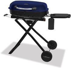 Portable Camping Stove Hiking Fishing LP Gas Folding Grill Back Yard Cookout BBQ #UniFlame #Camping #Hiking #Portable #BBQ
