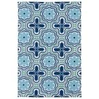 Lanart Muskoka Porcelain Polyester 5 ft. x 7 ft. 6 in. Area Rug - MUSK5X8PO at The Home Depot