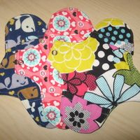 I sew reusable menstrual pads for girls in Africa so they don't have to miss school due to their periods. Research has shown us that resources for improving education is one of the best investments we can make in the developing world, so help me help 200 girls stay in school by backing my project.