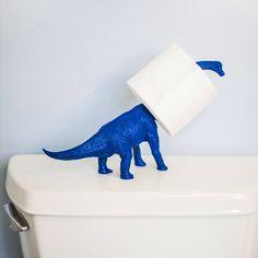Dinosaur Toilet Paper Holder