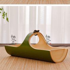 natural bamboo decorative trays for food bandejas vintage utensilios de cozinha criativos fruteira para cozinha handmade novel