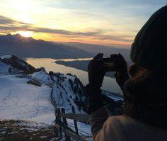 hello you beautiful Swiss.❄❄ #switzerland #winter #snow #travel  www.wordsthroughtheeyes.com
