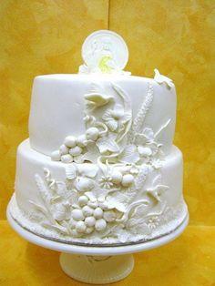 First communion - Cake by Wanda