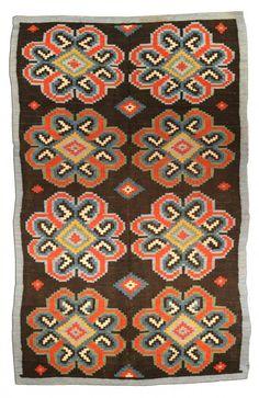 bessarabian rug...my favorite type of flat weave
