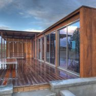 Gallery: The Marfa weeHouse, a compact desert retreat | Alchemy Architects