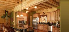 Log Homes - Log Cabin Kits - Log Home Floor Plans - Cabin Plans