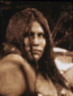 """The most famous Apache woman was Lozen, the two-spirit warrior shaman who guided her people as they fled across the border, eluding US and Mexican armies, with her medicine of raising her hands to pray and knowing where the soldiers were, to strategize movements and her valiant fighting power. As chief Victorio said,""Lozen is…strong as a man, braver than most, and cunning in strategy.Lozen is a shield to her people."""" From Max Dashu, Suppressed Histories Archives"