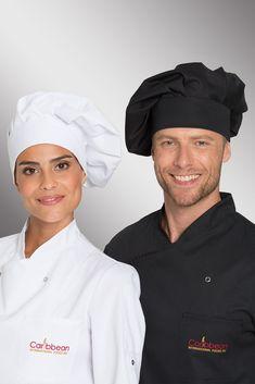 Kochmütze weiß Hoch Kochbekleidung Kochkleidung Koch