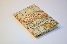 Pasaporte tapa pasaporte titular viejo mundo mapa por Coudsdonc