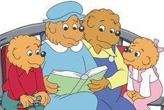 14 Essential Talking Points About The Berenstain Bears | Mental Floss