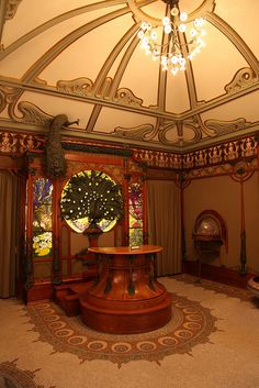 Paris, Georges Fouquet Jewelry Store (Mucha 1901) 13 by J0N6, via Flickr