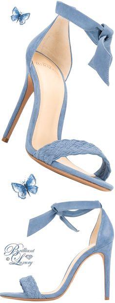 Brilliant Luxury by Emmy DE ♦ Alexandre Birman Ankle Length Sandals