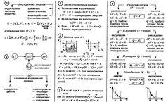 Работа в термодинамике. Внутренняя энергия. Первый закон термодинамики. Применение первого закона термодинамики к изопроцессам. Адиабатный процесс