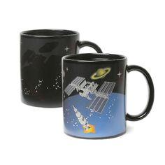 universeumshop-space-morph-mug Morphe, Cosmos, Beverages, Space, Tableware, Artwork, Rockets, Graphics, Change
