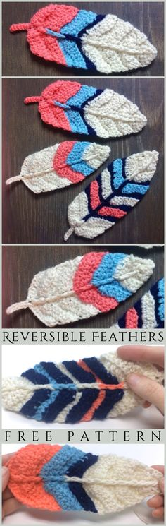 Follow Us Follow Us This Reversible Feather Crochet is very beautiful plus very easy to make. You can find many crochet video tutorials or patterns on our website. So I decided to share it with my audience and I hope you will enjoy it and…Read More »
