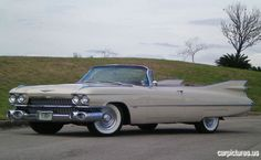 1959 Cadillac Series 62 Convertible Coupe