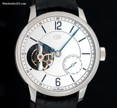 Watches by SJX: Up Close With The Greubel Forsey Tourbillon 24 Secondes Vision - Simple And Elaborate (With Original Photos & Price)