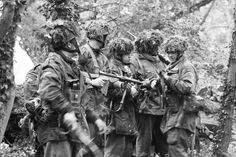 Image result for british airborne forces ww2