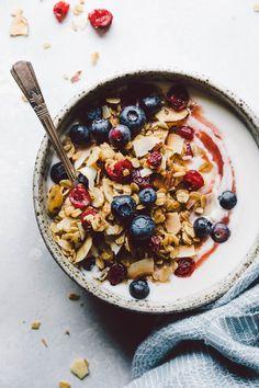 Everyday Granola {Gluten-Free + Vegan} – HonestlyYUM