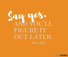 Tina Fey  Quotes Work