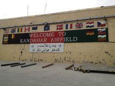 Kandahar International Airport / Airfield (KDH / KAF) in قندهار, Kandahār
