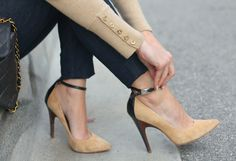 The Pursuit Aesthetic  omg help me, where can I get these shoes...I need these damn shoes!!!
