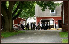 Amish Men's Club by Photographic Poetry, via Flickr