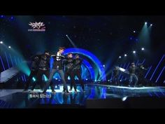 TVXQ! 동방신기_Humanoids_KBS MUSIC BANK_2012.12.07