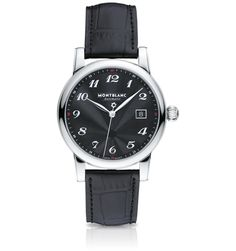 Montblanc presents Montblanc Star Date Automatic 9d352afed91