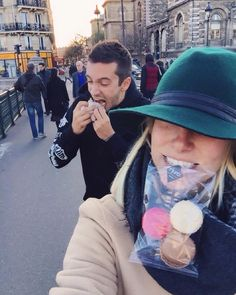 e love Paris [ft.nutella crepes & macaroons