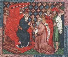 Marco Polo at the court of Kublai Khan c. 1280    @Decorex_Intl  #silkroute   @LapicidaLtd Lapicida.com