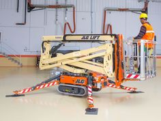 A Scissor Lift Rental Los Angeles is a very useful mechanical device which will make your work lighter and faster.
