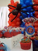 . Man Party, Jay, Party Ideas, Superhero, Cute, Kids, Food, Spider Man, Kids Part