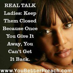 You better preach