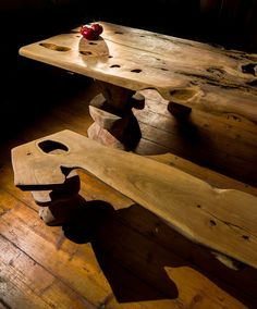 Wood Artwork, Dinner Table, Artworks, Table Settings, Furniture, Home Decor, Dinning Table, Decoration Home, Room Decor