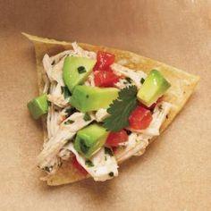 <p>Avocado Chicken Salad</p>