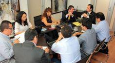 Santander hoy web: Seguimiento a convenios para obras en el Magdalena...