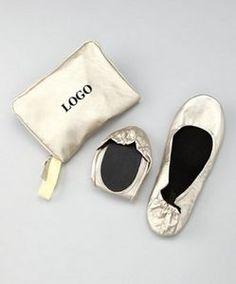 Foldable Ballet Slipper