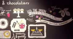 lick the spoon wall art