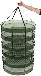 """Advanced Nutrients Quick Cure 38"""" Dry Drying Rack by Advanced Nutrients. $44.25. 35"""" not 38"""". HOW TO DRY A HUGE HARVEST... WITHOUT... DAMAGING A SINGLE FLOWER OR LOSING ANY OF YOUR CROP! If you'd like to be able to dry your entire harvest in the least amount of time possible ... while at the same time... protecting your plants leaves and valuable flowers from the value-killing hazards of drying... - Fungus attacking your hard-earned work... - Rot invading your drying space... -..."""