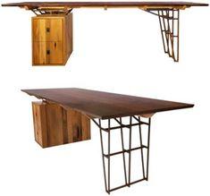 Vintage Wood Furniture  http://coastersfurniture.org/shabby-chic-furniture/retro-furniture/