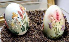 (7) Album 82: Kreatív tojások - uova - oeufs - eggs