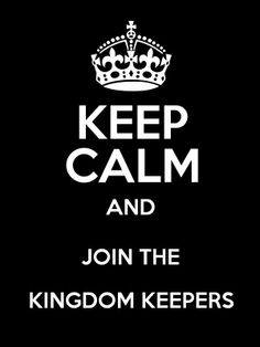 Join the Kingdom Keepers!