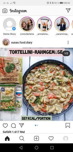 Tortellini, Ricotta, Meat, Chicken, Food, Spinach, Cooking, Essen, Meals